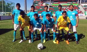 Pakistan beat Indonesia to cement place in final of Street Child Football World Cup 2018
