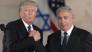 یہ پہلا موقع نہیں، جب امریکا نے اسرائیل کے آگے گھٹنے ٹیکے