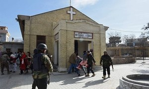 Rs7.2m compensation for 2017 Quetta church attack victims still unpaid, SC told