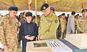 Colonel martyred in Quetta operation laid to rest