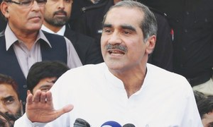 Saad, Kirmani bicker over Nawaz interview