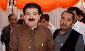 IHC asks attorney general for help on Sanjrani's eligibility as acting president