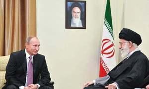 Russia, China tighten ties with Iran; EU faces tough time