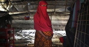 Rohingya rape victims