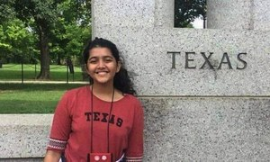 Family, friends mourn Pakistani exchange student killed in Santa Fe school shooting