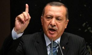 Erdogan equates Israel actions with those of Nazis
