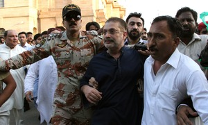 Under trial for corruption, Sharjeel Memon decries existence of 'two separate laws' in country