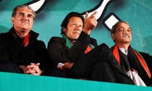 PML-N MNA Jaffar Leghari joins PTI