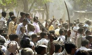 بھارت: تشدد کا شکار دلت نوجوان ہلاک