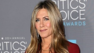 Jennifer Aniston will play America's first female president in upcoming Netflix movie