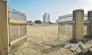 Construction of new CJM campus stalls as uncertainty prevails