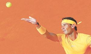 With Rome title, Nadal back on track entering French Open