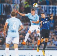 Inter back in CL after dramatic win at Lazio