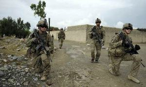 US watchdog questions govt claim on Afghan war progress