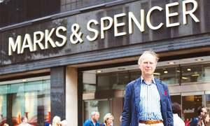 UK retailer M&S to shut more than 100 stores