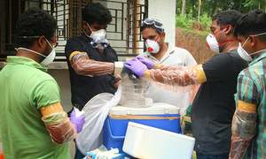 Death toll from Nipah virus in India rises to 10