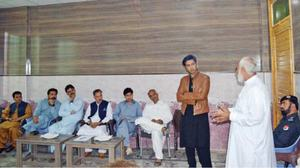 Shahzad Roy says wants to promote education in Shangla