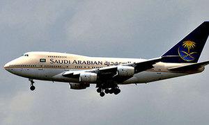 53 injured as Saudi jet makes emergency landing