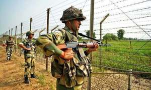 Rangers soldier, elderly man martyred in shelling by Indian BSF