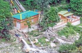 Shangla villages get electricity