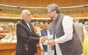 Parties close ranks in NA to bury colonial Fata relic