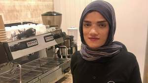 Coffee Wagera hires its first transgender barista