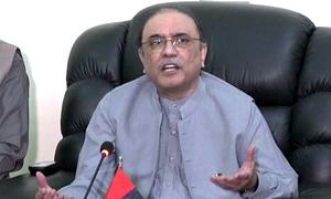 Fata-KP merger a stepping stone towards progress in region, says Zardari