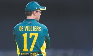 COMMENT: De Villiers bows out, having redefined the game of cricket