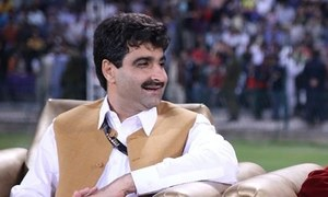 Manzoor Afridi set to become caretaker CM of Khyber Pakhtunkhwa
