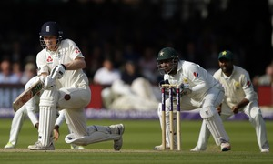 Lord's Test: Buttler, Bess thwart Pakistan's victory bid over England