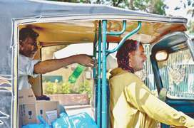 Intense heat tests Karachiites' nerves