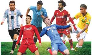 FOOT BALL: RUSSIA OF BLOOD