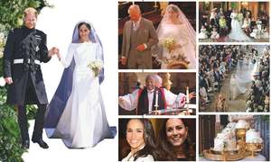 MEDIA EYE: SIX THINGS YOU NEED TO KNOW ABOUT THE ROYALWEDDING