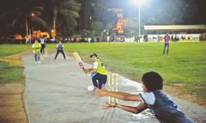 Women's night cricket event returns with a bang