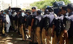 Political parties' suggestions sought in finalising poll security plan in Sindh