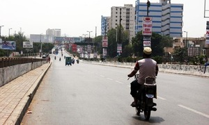 کراچی: گرمی کی شدت میں پھر اضافہ، پارہ 40 ڈگری تک جانے کا امکان