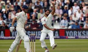 Sarfraz fined 60pc match fee for slow over rate in Lord's Test