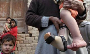 Polio case reported in Dukki district, Balochistan