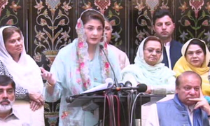 Maryam says she was dragged into NAB reference