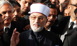 Tahirul Qadri due on Sunday to 'forge electoral alliance'