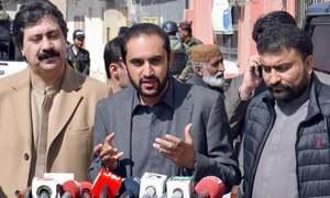 Balochistan caretaker CM's name may be finalised by June 3: Bizenjo