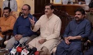Sindh's former chief secretary Fazal-ur-Rahman to be interim CM