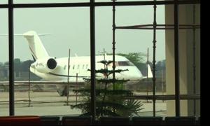 پشاور: نو تعمیر شدہ باچاخان ایئرپورٹ مرمتی کام کے لیے بند