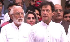 PML-N dissident Zulfiqar Khosa joins PTI