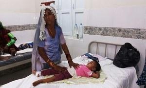 مٹھی: غذائی قلت اور آلودہ پانی سے مزید 10 بچے ہلاک