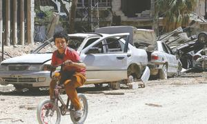 Assad's new housing law is a veiled attempt to displace tens of thousands of Syrians