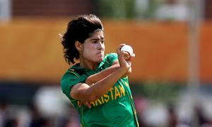 'You have to keep setting goals': Diana Baig talks about making it from Gilgit to the women's cricket squad