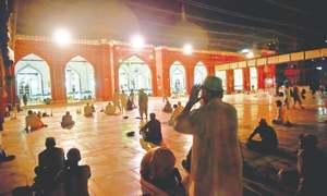 Minarets, alcoves, domes and devotion