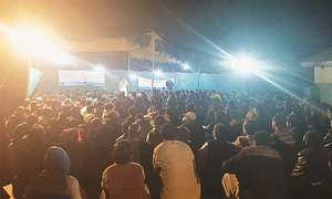 گلگت بلتستان: اپوزیشن کی تاجر برادری کے مطالبات تسلیم نہ کرنے پر احتجاج کی دھمکی