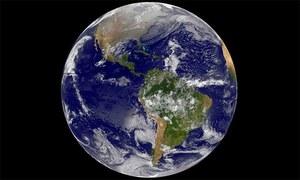 آئیں کچھ وقت نکال کر زمین کے اختتام کے بارے میں سوچیں